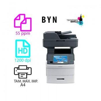 Impresora láser Multifunción Lexmark X656de