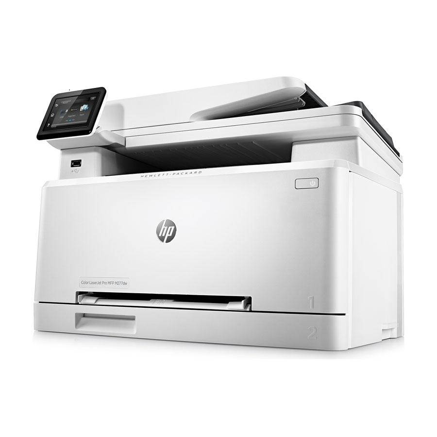 Impresora Multifuncion HP Color LaserJet Pro MFP M277dw